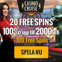 410 freespins hos CasinoCruise
