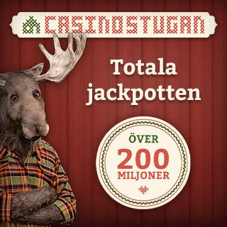 20 freespins hos casinostugan