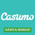 110 freespins hos Casumo