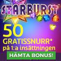 50 free spins hos PlayOJO