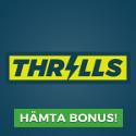 60 freespins hos Thrills