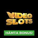 20 free spins hos Videoslots