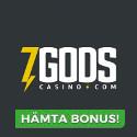 7Gods Casino free spins