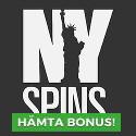 20 free spins hos NySpins