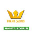 175 free spins hos FrankCasino